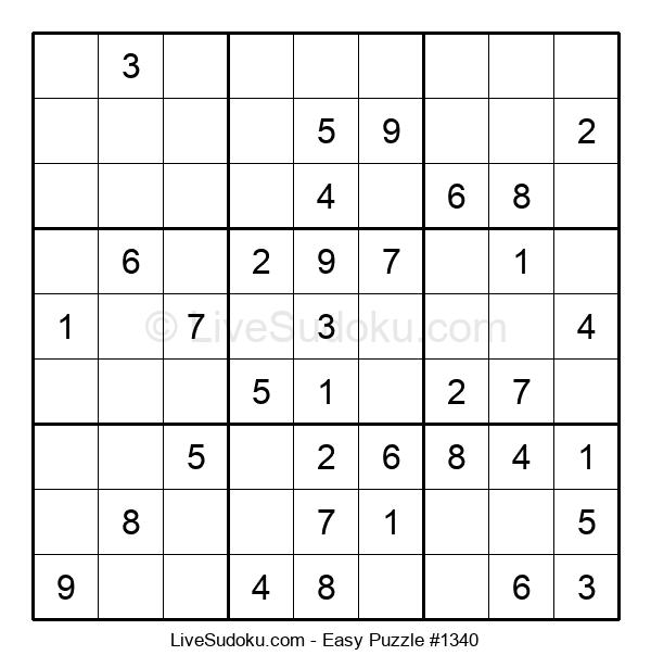 Beginners Puzzle #1340
