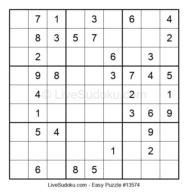 Beginners Puzzle #13574