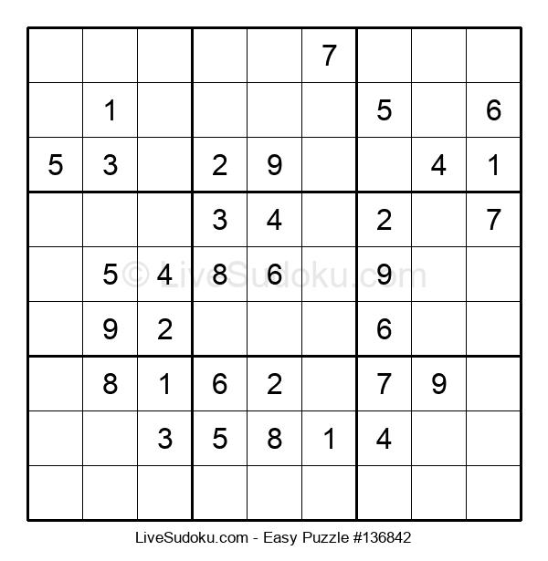 Beginners Puzzle #136842