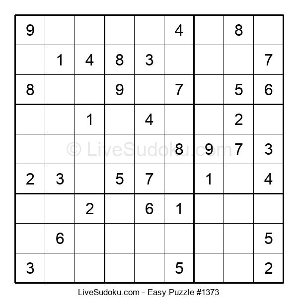 Beginners Puzzle #1373
