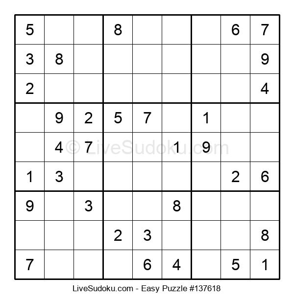 Beginners Puzzle #137618