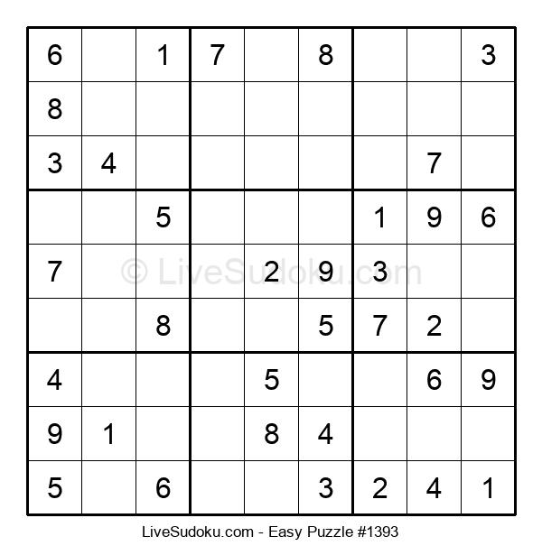 Beginners Puzzle #1393