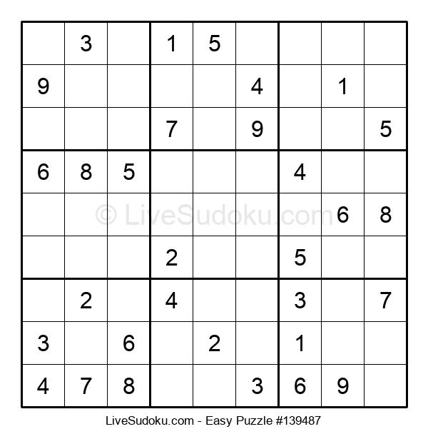 Beginners Puzzle #139487