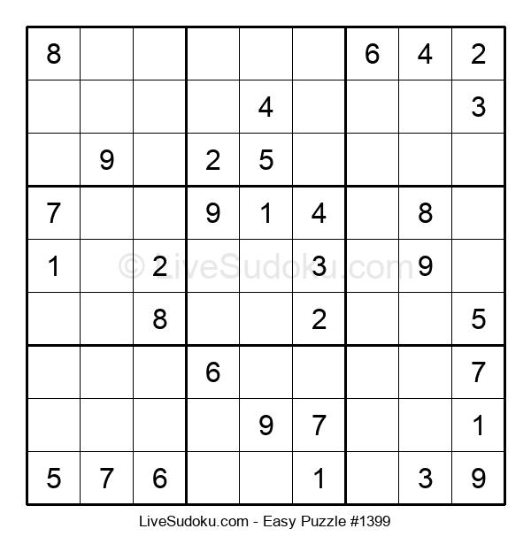 Beginners Puzzle #1399