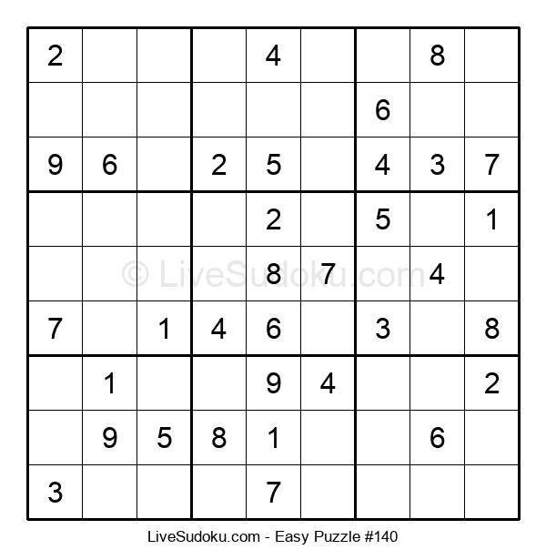 Beginners Puzzle #140