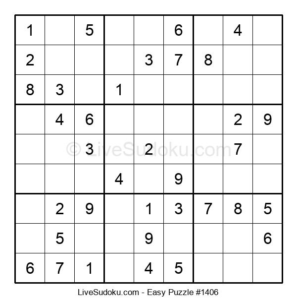 Beginners Puzzle #1406