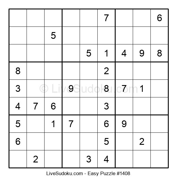 Beginners Puzzle #1408