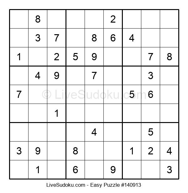 Beginners Puzzle #140913