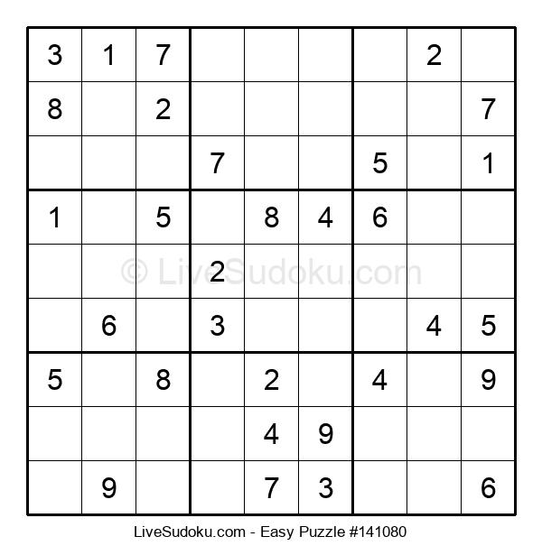 Beginners Puzzle #141080