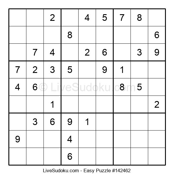 Beginners Puzzle #142462