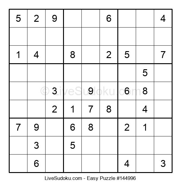 Beginners Puzzle #144996