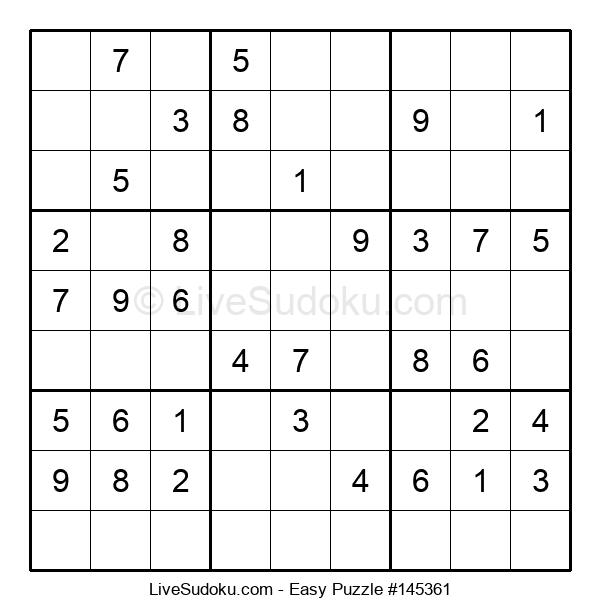 Beginners Puzzle #145361