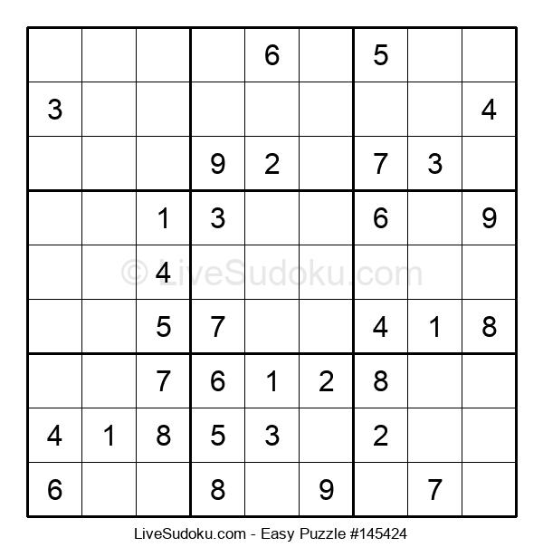 Beginners Puzzle #145424