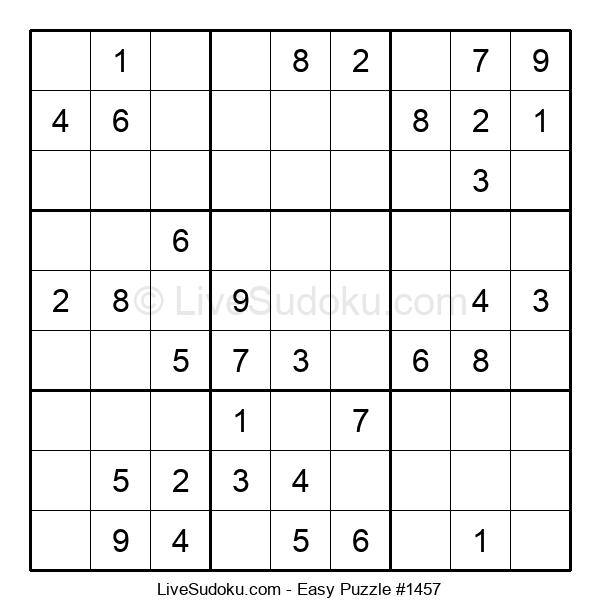 Beginners Puzzle #1457