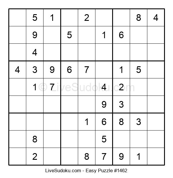 Beginners Puzzle #1462