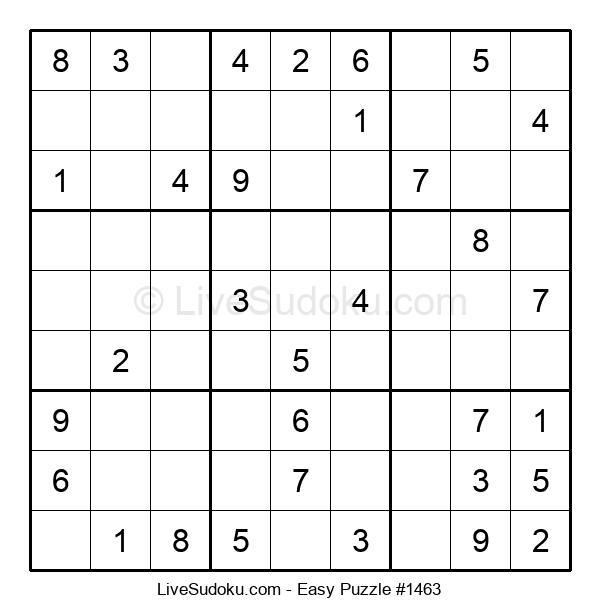 Beginners Puzzle #1463