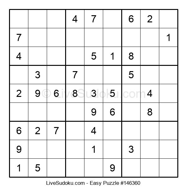 Beginners Puzzle #146360