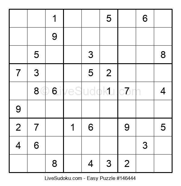 Beginners Puzzle #146444
