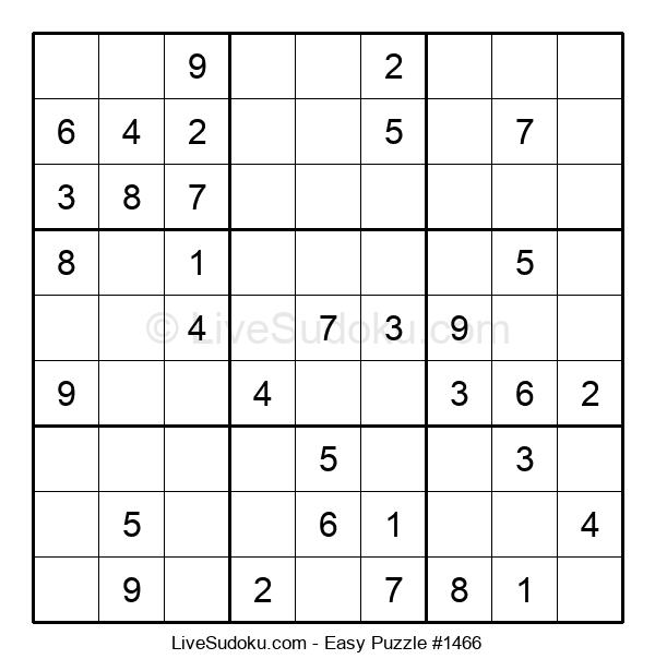 Beginners Puzzle #1466