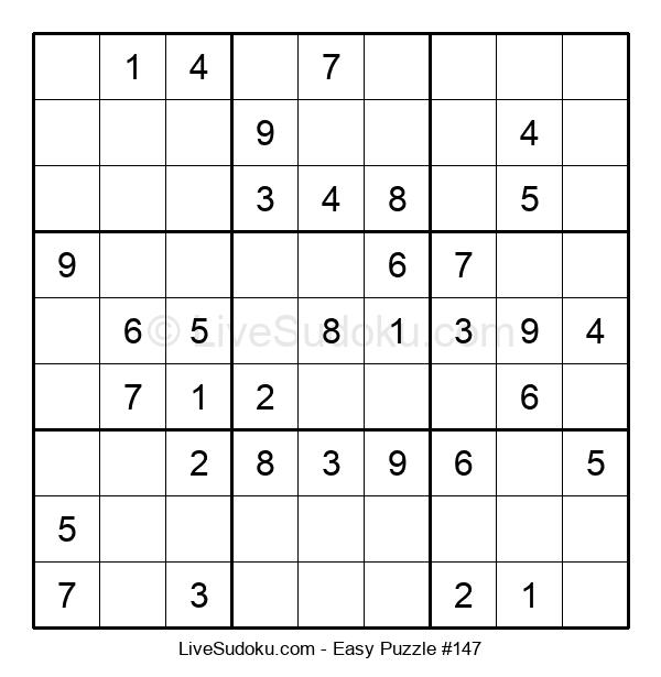 Beginners Puzzle #147