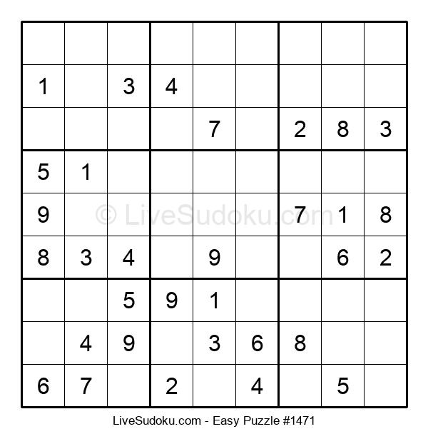 Beginners Puzzle #1471