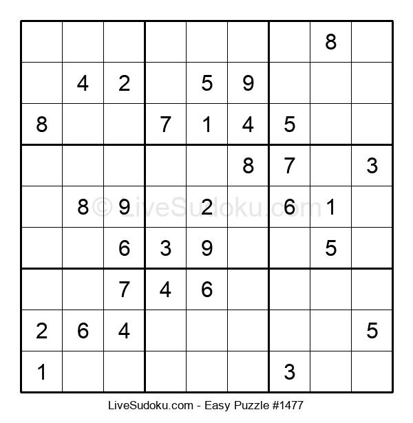 Beginners Puzzle #1477