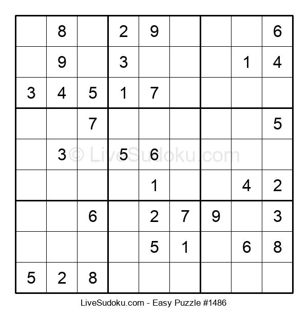 Beginners Puzzle #1486