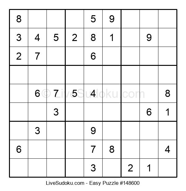 Beginners Puzzle #148600