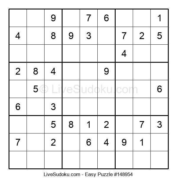 Beginners Puzzle #148954