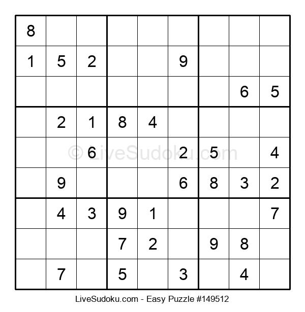 Beginners Puzzle #149512