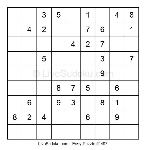 Beginners Puzzle #1497