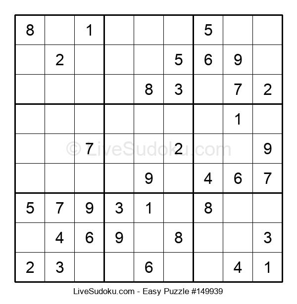 Beginners Puzzle #149939