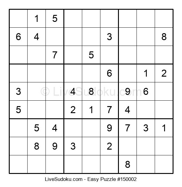 Beginners Puzzle #150002
