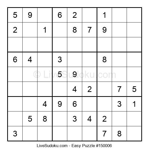 Beginners Puzzle #150006