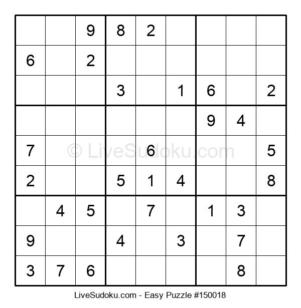 Beginners Puzzle #150018