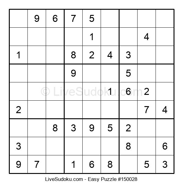 Beginners Puzzle #150028