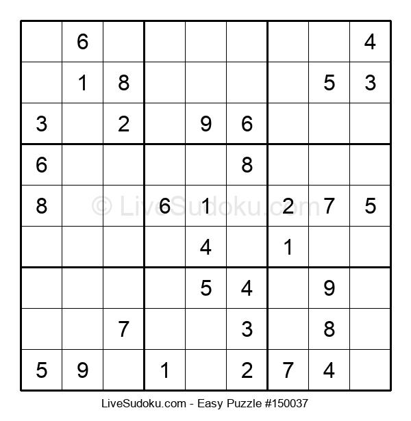 Beginners Puzzle #150037