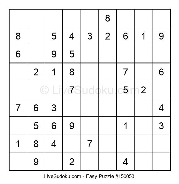 Beginners Puzzle #150053