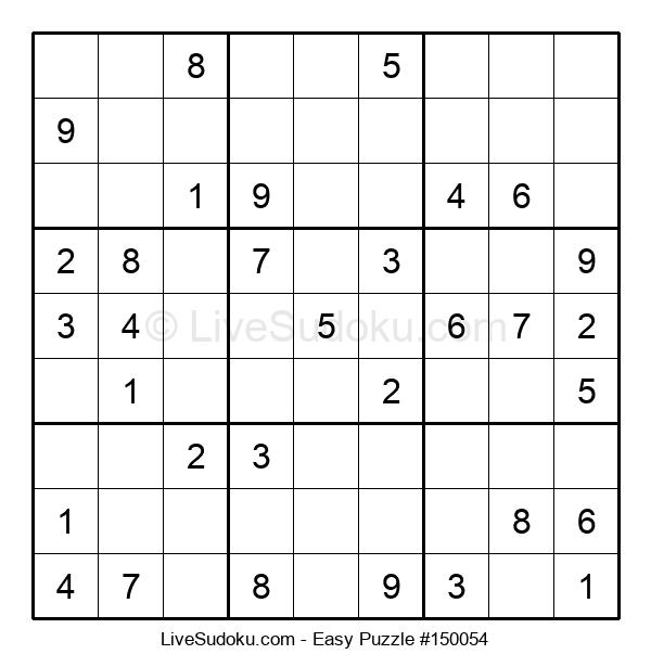 Beginners Puzzle #150054