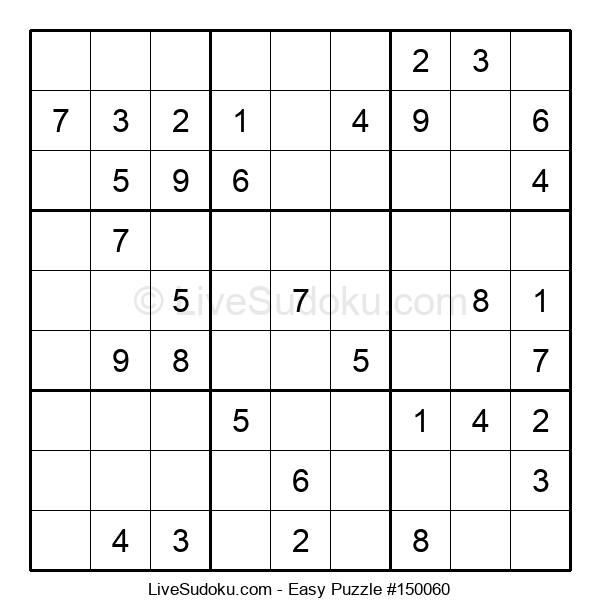 Beginners Puzzle #150060