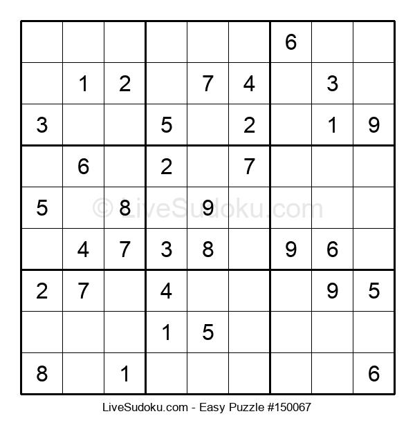 Beginners Puzzle #150067