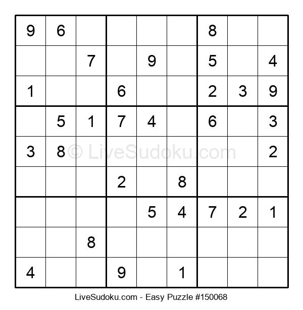 Beginners Puzzle #150068