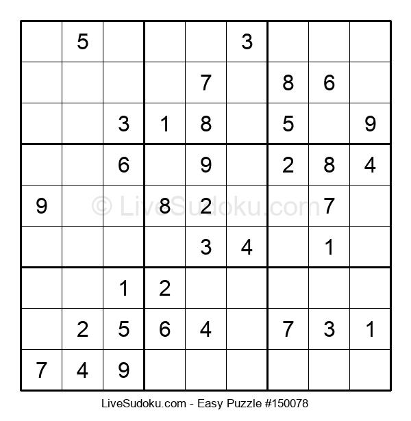 Beginners Puzzle #150078
