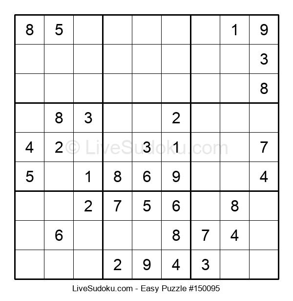 Beginners Puzzle #150095