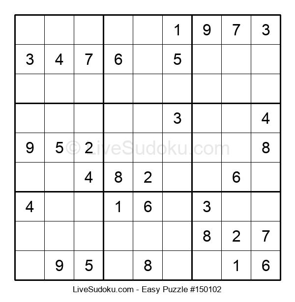Beginners Puzzle #150102