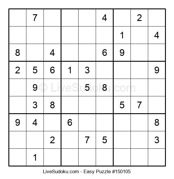Beginners Puzzle #150105