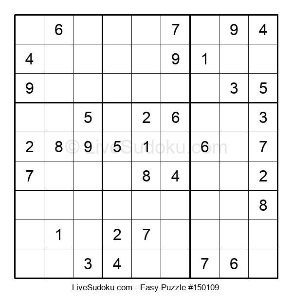 Beginners Puzzle #150109