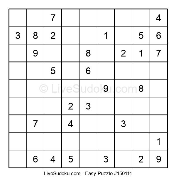 Beginners Puzzle #150111