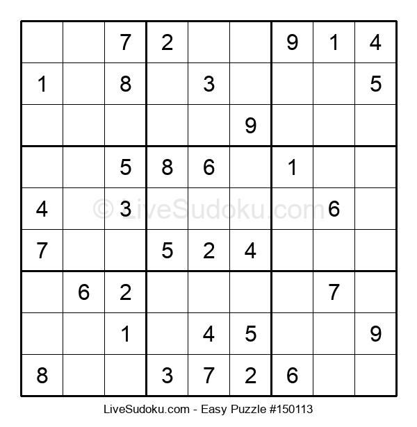 Beginners Puzzle #150113