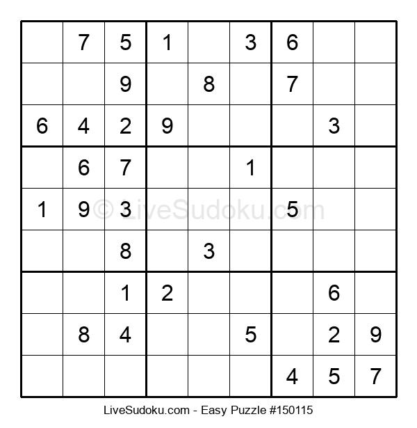 Beginners Puzzle #150115